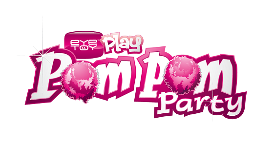 EyeToy Play: PomPom Party (logo)